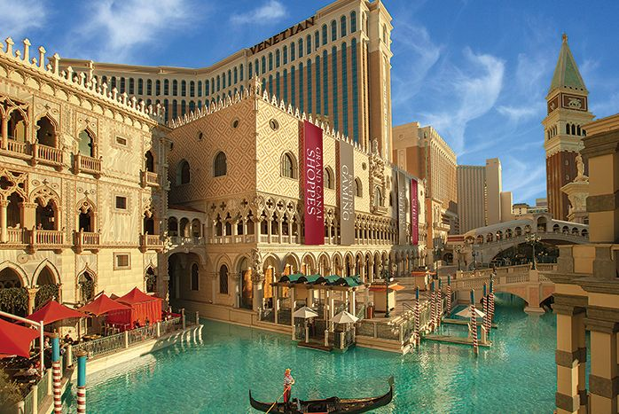 Venetian All Suite Resort Hotel Casino 3